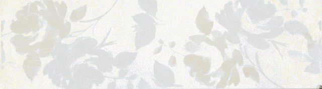 Capri Royal Onix Listello Bloom Bianco 8.60 30.50