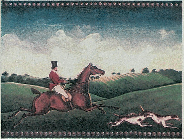 Petracer's Grand Elegance Fox Hunting A 15.00 20.00