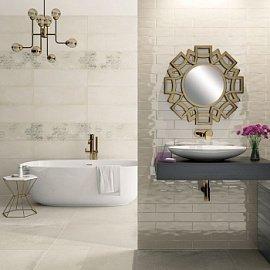 Плитка для ванной – для ценителей роскоши и элегантности